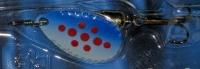 ABU Droppen Spinner, S-Blue