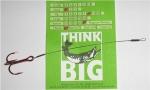 Think Big Felbisskiller, Schwanzmontage, 12 KG
