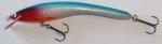Turus UKKO, 16 cm, Farbe 152 - Blue Fish Glitter