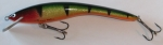 Turus UKKO, 20 cm, Farbe 031 - Green Perch