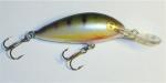 Ugly Duckling 4F, 4 cm, Barsch, schwimmend