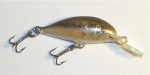 Ugly Duckling 2F, 2,5 cm, Bass, schwimmend