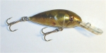 Ugly Duckling 4F, 4 cm, Bass, schwimmend