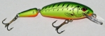 Ugly Duckling 5JF, 6,5 cm, Firetiger, schwimmend