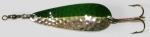 Mozzi, Silber mit grün