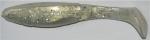 Kopyto, 11 cm, perl-goldschimmer-glitter