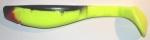 Kopyto, 20 cm, neongelb-schwarz