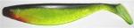 Xtra Soft 23 cm, chartreuse-glitter-schwarz