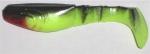 Kopyto, 5 cm, neongelb-schwarz
