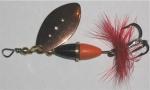 Myran Wipp, rot/schwarz, 5 Gramm, Kupfer