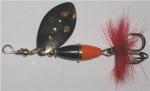 Myran Wipp, rot/schwarz, 5 Gramm, schwarz